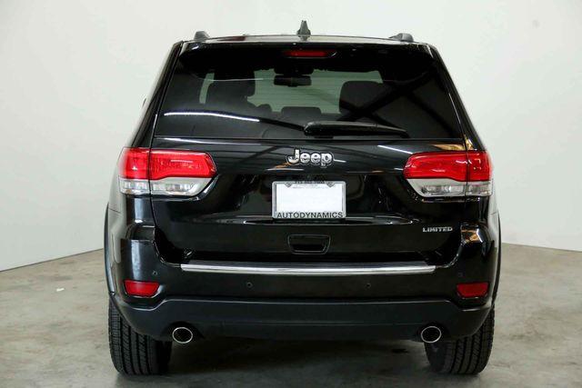 2014 Jeep Grand Cherokee Limited Houston, Texas 8