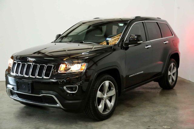 2014 Jeep Grand Cherokee Limited Houston, Texas 3