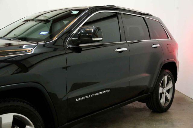 2014 Jeep Grand Cherokee Limited Houston, Texas 6