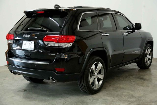 2014 Jeep Grand Cherokee Limited Houston, Texas 9
