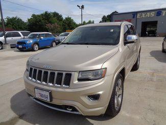2014 Jeep Grand Cherokee Overland  city TX  Texas Star Motors  in Houston, TX