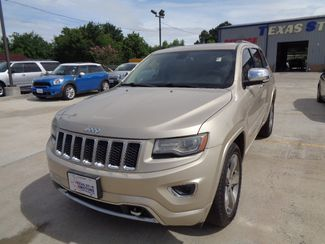2014 Jeep Grand Cherokee Overland  city TX  Texas Star Motors  in Houston, TX