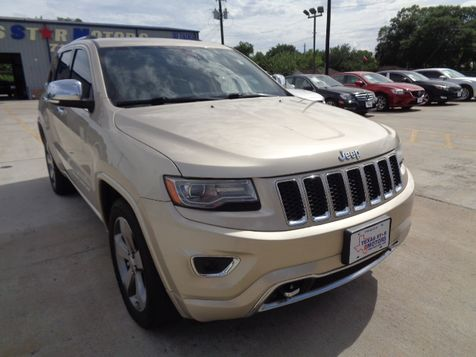 2014 Jeep Grand Cherokee Overland in Houston