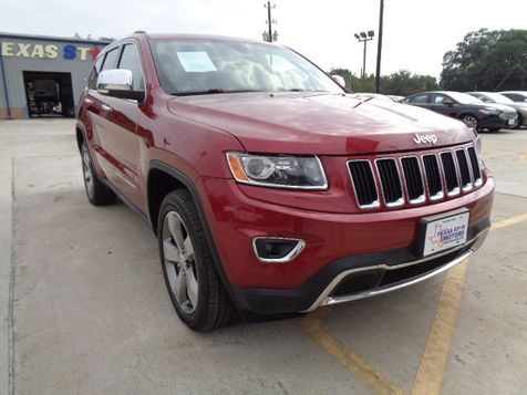 2014 Jeep Grand Cherokee Limited in Houston