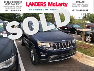 2014 Jeep Grand Cherokee Limited | Huntsville, Alabama | Landers Mclarty DCJ & Subaru in  Alabama