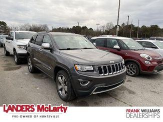 2014 Jeep Grand Cherokee Limited   Huntsville, Alabama   Landers Mclarty DCJ & Subaru in  Alabama