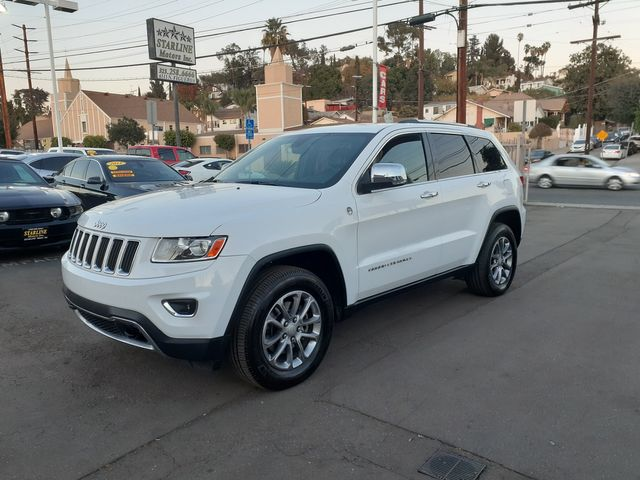 2014 Jeep Grand Cherokee Limited Los Angeles, CA