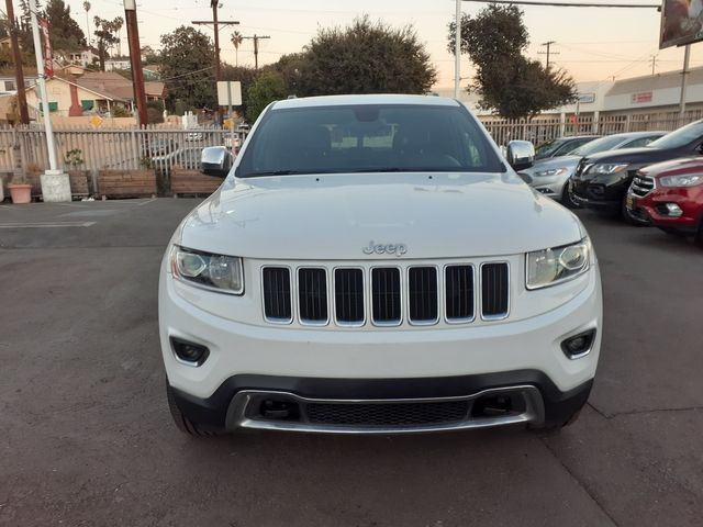 2014 Jeep Grand Cherokee Limited Los Angeles, CA 1