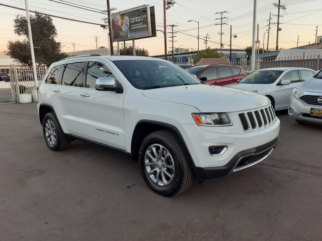 2014 Jeep Grand Cherokee Limited Los Angeles, CA 5