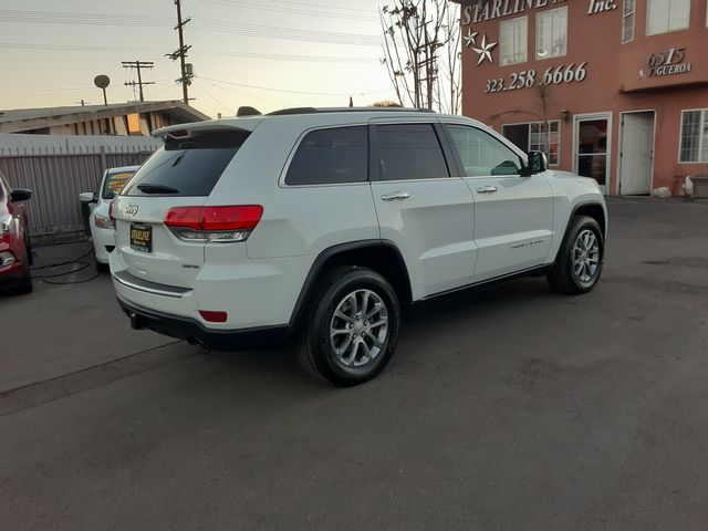 2014 Jeep Grand Cherokee Limited Los Angeles, CA 6