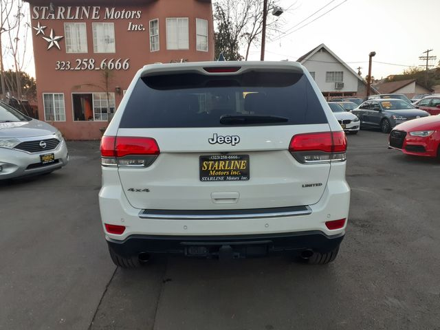 2014 Jeep Grand Cherokee Limited Los Angeles, CA 11