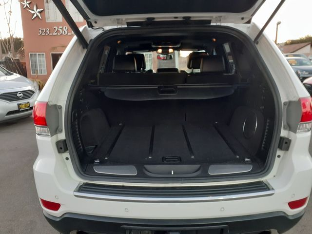 2014 Jeep Grand Cherokee Limited Los Angeles, CA 12