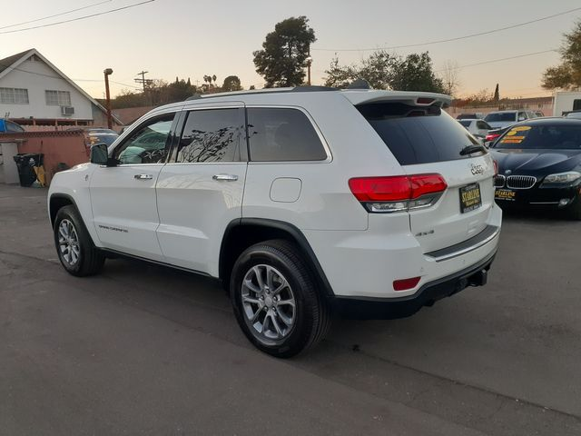 2014 Jeep Grand Cherokee Limited Los Angeles, CA 10