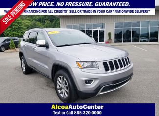 2014 Jeep Grand Cherokee Limited 4WD in Louisville, TN 37777