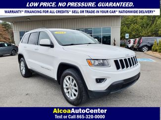 "2014 Jeep Grand Cherokee Laredo w/Uconnect/Leather/18"" Alloys in Louisville, TN 37777"