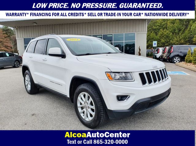 """2014 Jeep Grand Cherokee Laredo w/Uconnect/Leather/18"""" Alloys"""