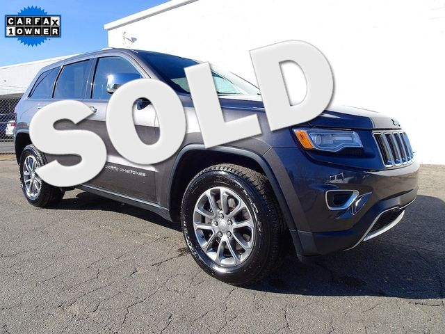 2014 Jeep Grand Cherokee Limited Madison, NC