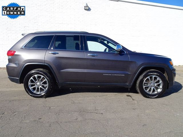 2014 Jeep Grand Cherokee Limited Madison, NC 1