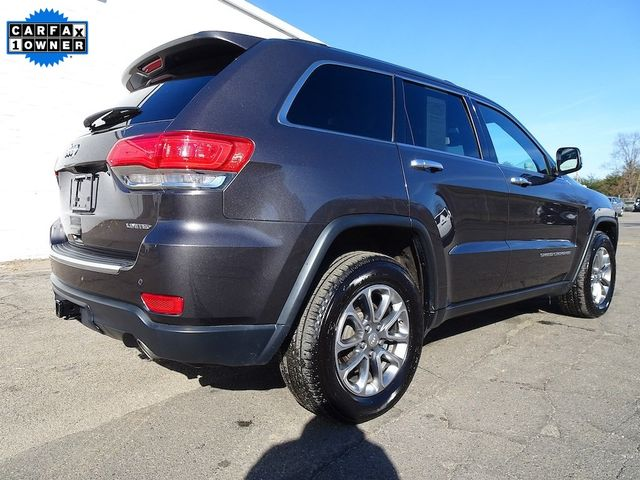 2014 Jeep Grand Cherokee Limited Madison, NC 2