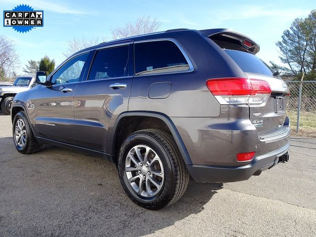 2014 Jeep Grand Cherokee Limited Madison, NC 4