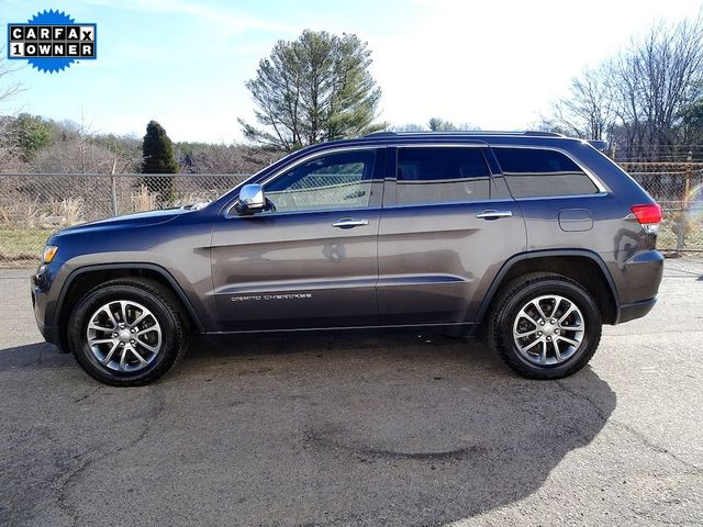 2014 Jeep Grand Cherokee Limited Madison, NC 5