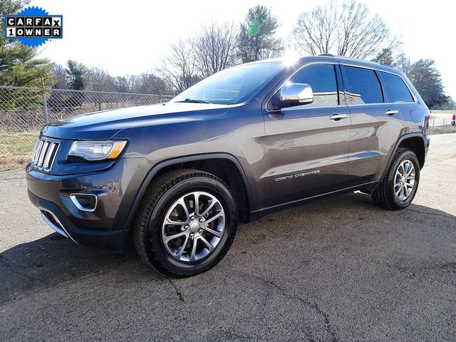 2014 Jeep Grand Cherokee Limited Madison, NC 6