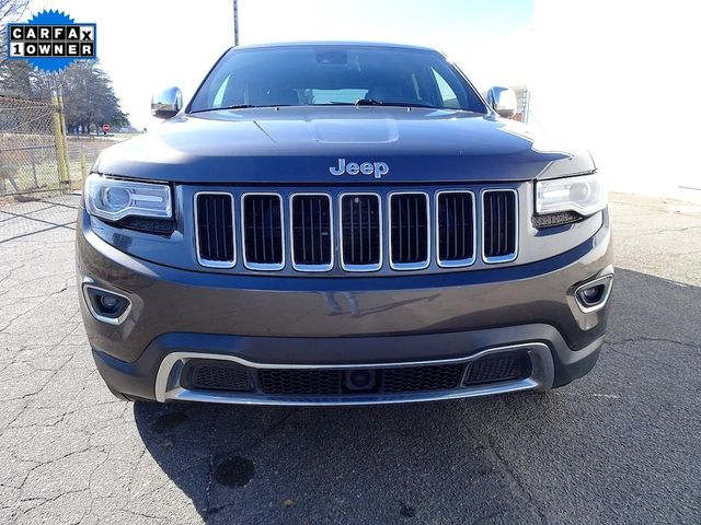 2014 Jeep Grand Cherokee Limited Madison, NC 7