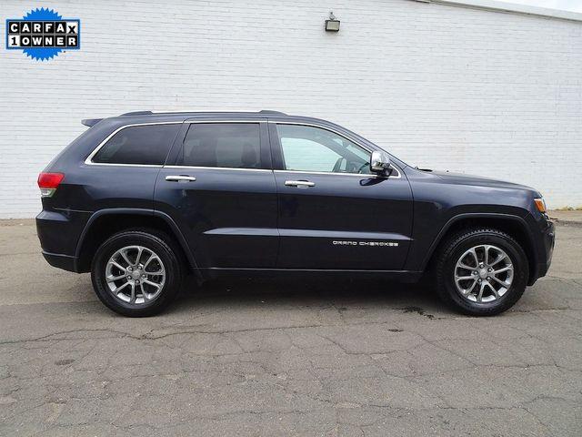2014 Jeep Grand Cherokee Limited Madison, NC 1