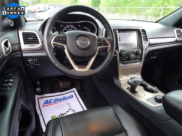 2014 Jeep Grand Cherokee Limited Madison, NC 43
