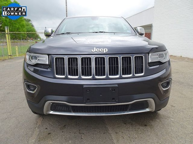 2014 Jeep Grand Cherokee Limited Madison, NC 7