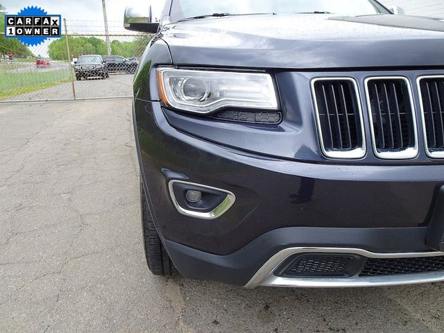 2014 Jeep Grand Cherokee Limited Madison, NC 8
