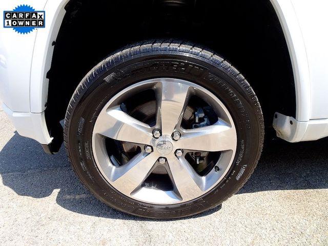 2014 Jeep Grand Cherokee Overland Madison, NC 10