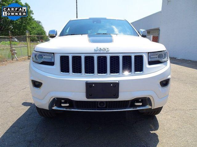 2014 Jeep Grand Cherokee Overland Madison, NC 7