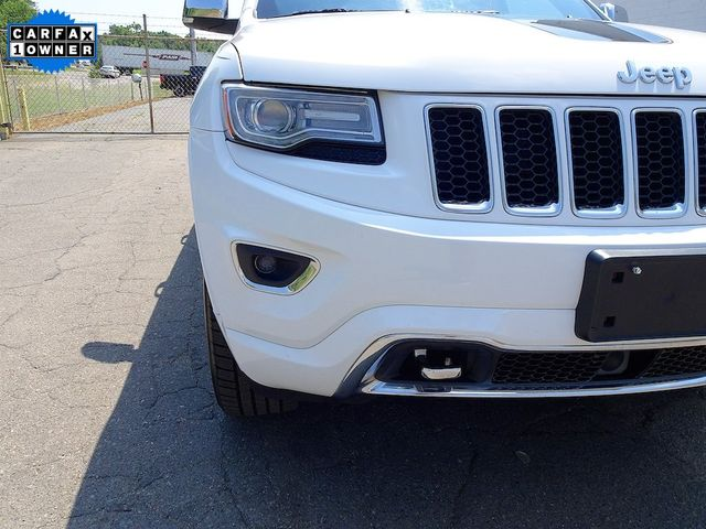 2014 Jeep Grand Cherokee Overland Madison, NC 8
