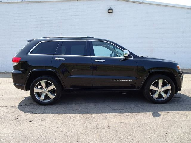 2014 Jeep Grand Cherokee Overland Madison, NC 1