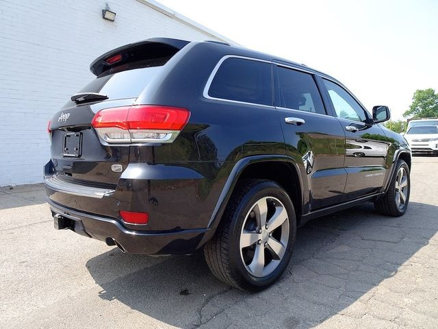 2014 Jeep Grand Cherokee Overland Madison, NC 2