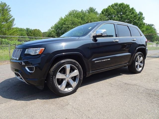 2014 Jeep Grand Cherokee Overland Madison, NC 6