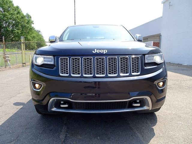 2014 Jeep Grand Cherokee Overland Madison, NC 7
