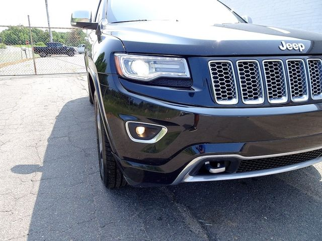 2014 Jeep Grand Cherokee Overland Madison, NC 8