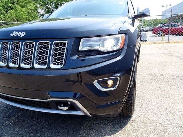 2014 Jeep Grand Cherokee Overland Madison, NC 9