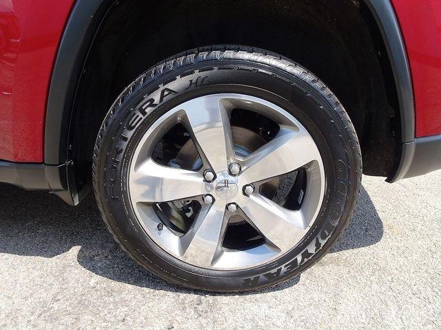 2014 Jeep Grand Cherokee Limited Madison, NC 11