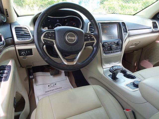 2014 Jeep Grand Cherokee Limited Madison, NC 41