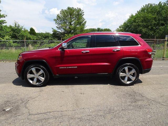 2014 Jeep Grand Cherokee Limited Madison, NC 5