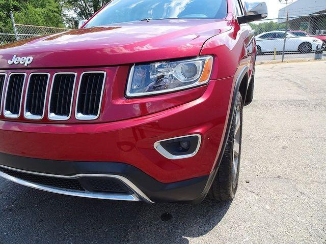 2014 Jeep Grand Cherokee Limited Madison, NC 9