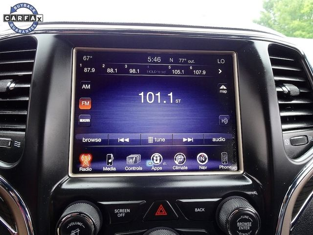 2014 Jeep Grand Cherokee Overland Madison, NC 20