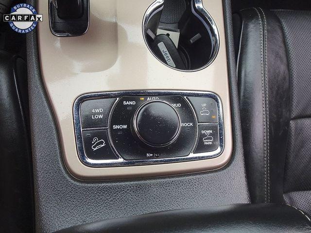 2014 Jeep Grand Cherokee Overland Madison, NC 25