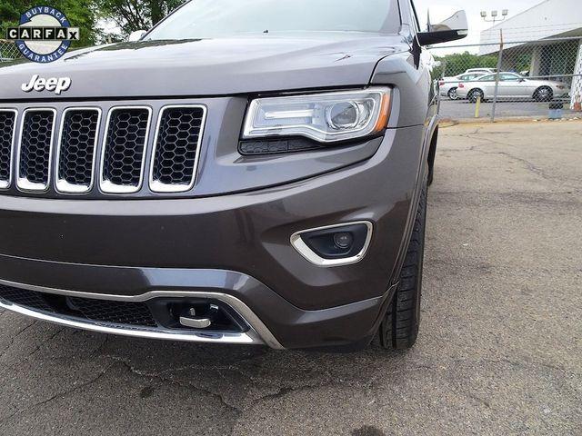2014 Jeep Grand Cherokee Overland Madison, NC 9