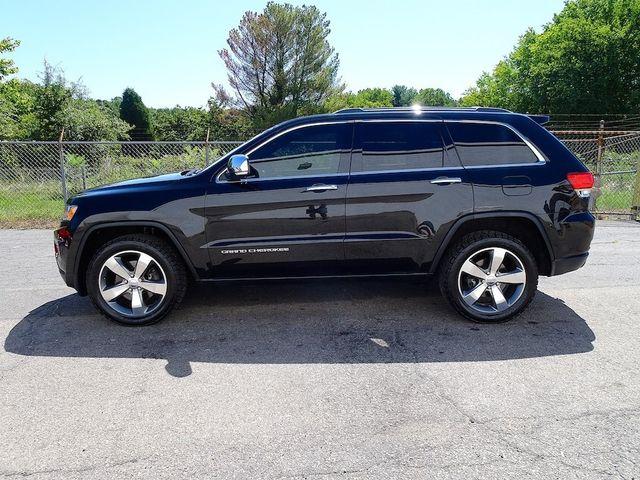 2014 Jeep Grand Cherokee Limited Madison, NC 4