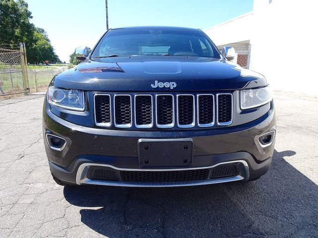 2014 Jeep Grand Cherokee Limited Madison, NC 6