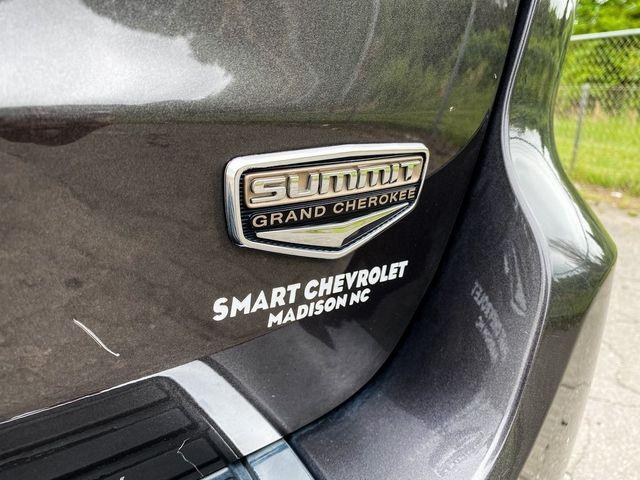 2014 Jeep Grand Cherokee Summit Madison, NC 10